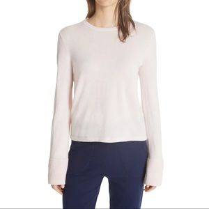 Equipment Courtley Wide Cuff Cashmere Sweater XS